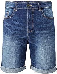 Charles Wilson Men's Comfort Stretch Denim Shorts