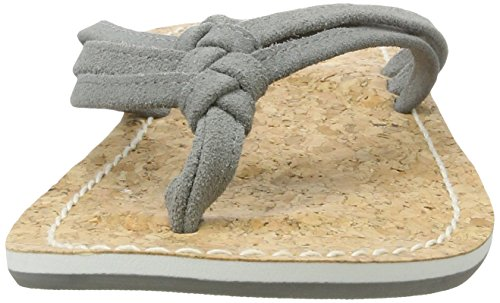 O'Neill Stylie Cork Suede, Tongs femme Highrise