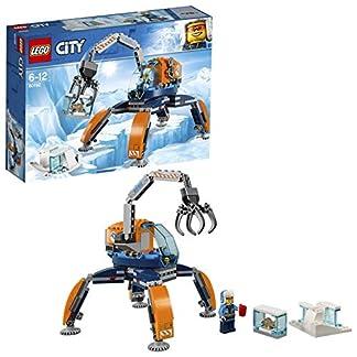 LEGO City- Ártico: Robot Glacial (60192)