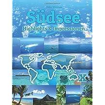 Südsee Highlights & Impressionen: Original Wimmelfotoheft mit Wimmelfoto-Suchspiel