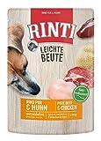 Rinti Hundefutter Leichte Beute, 1er Pack (1 x 400 g)