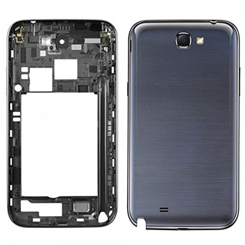 A.C Replacement Full Housing Body Panel Cover with NFC for Samsung Galaxy Note 2 N7100 - Titanium Grey  available at amazon for Rs.499