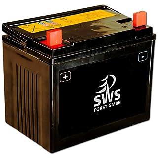 sofort einsatzbereite Batterie für alle MTD Rasentraktoren 12 V 26Ah 230A für MTD und andere Aufsitzmäher