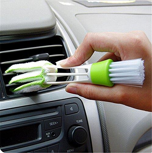 Chinget Doppel-Bürste für den Staub in der Klimaanlage, ein Set für die Reinigung -