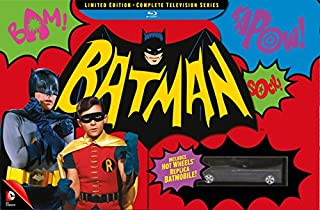 Batman: The Complete TV Series - Limited Edition [Blu-ray] [1966] [Region Free] (B00M8B8XWG) | Amazon price tracker / tracking, Amazon price history charts, Amazon price watches, Amazon price drop alerts