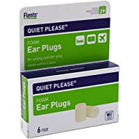 "EAR PLUGS FLENTS QUIET PLEASE 6 PAIR by APOTHECARY PRODUCTS, INC. *** by ""Apothecary Products, Inc."" preisvergleich bei billige-tabletten.eu"