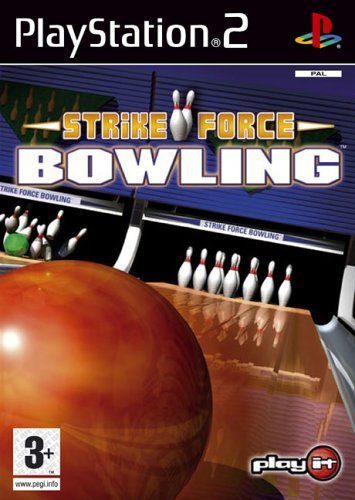 Strike Force Bowling (PS2) by System 3