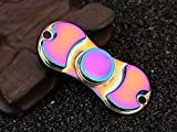 Walwh Colourful Aluminum Alloy Hand Spinner