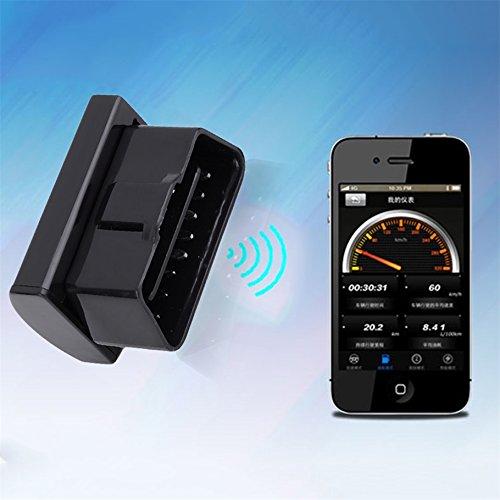 Lerytop (TM) Mini ELM327OBD2Bluetooth Viecar 2.0interfaccia OBD code Reader Car wireless scanner strumento diagnostico