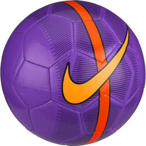 Nike Mercurial/Fade Football - size 5 ( Purple )  available at amazon for Rs.1458