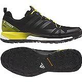 adidas Terrex Agravic Gtx, Herren Wanderschuhe, Grau (Grigio Griosc/negbas/amabri), 45 1/3 EU (10.5 UK)