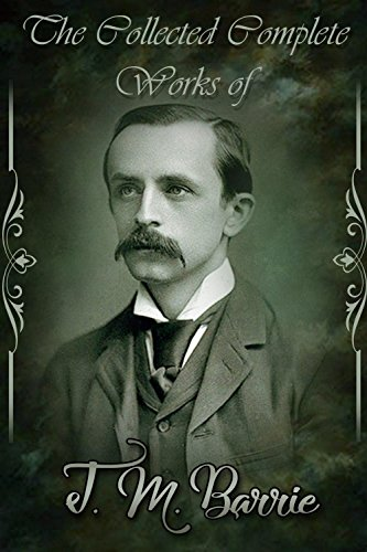 the collected complete works of j m barrie huge collection
