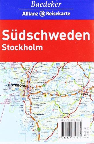 Baedeker Allianz Reiseführer Südschweden, Stockholm: Alle Infos bei Amazon