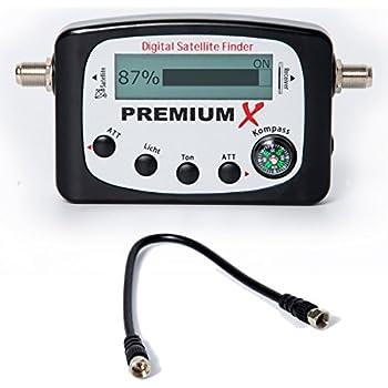 SCHWAIGER -5170- SAT-Finder digital: Amazon.de: Elektronik