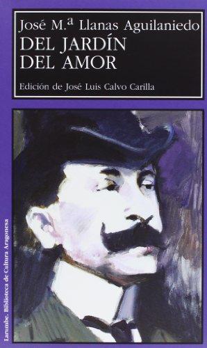 Del Jardin del amor (Larumbe) por José Mª Llanas Aguilaniedo