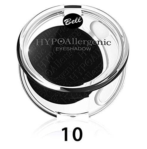 Bell - Fard à paupières Hypoallergénique - 9 couleurs - 10 - Noir