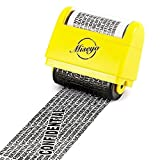 Miseyo Wide Roller Stamp Identity Theft Stamp 1.5 - Best Reviews Guide