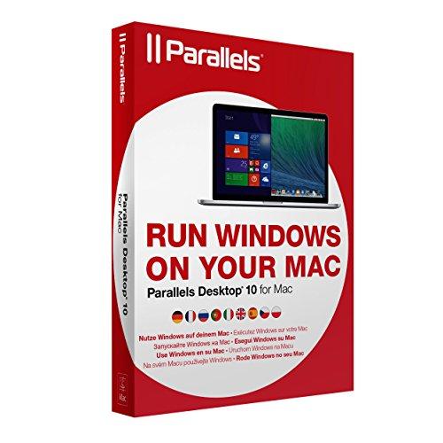 Parallels Desktop 10 for Mac Test