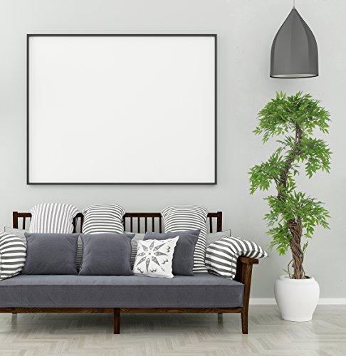 Stilvoller künstlicher Baum & Pflanzen, Der Japanese Fruticosa Tree ist eine wunderschöner künstliche Pflanze für Büros und Innendekorationen Höhe: 165cm groß. Pflanzen für einen Wintergarten - 9