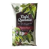 Café Quindío 100% Colombiano Café Molido Tradicional Tostión Oscura, 250g