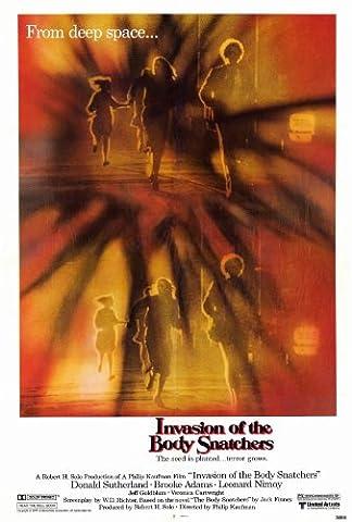 Invasion of the Body Snatchers Plakat Movie Poster (27 x 40 Inches - 69cm x 102cm) (1978) B (Brooke Adams Weihnachten)
