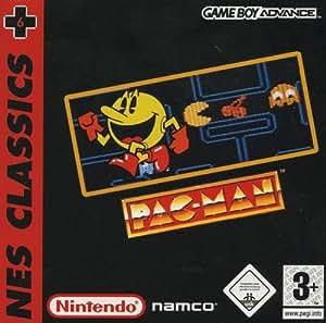 Pac-Man NES Classics