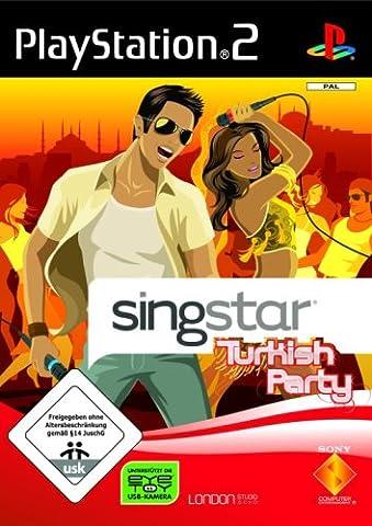 SingStar Turkish Party - [PlayStation