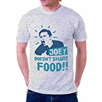Official Licensed F.R.I.E.N.D.S T-ShirtIts simple. Just one rule. Joey doesn't share food!A T-Shirt design inspired bythe most epic TV show of all time.