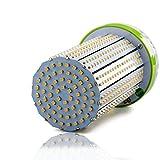 lederTEK, LED E27 Mais Lampe 30W 3000K CE genehmigt Ersatz für Glühbirne energiesparend Warmweißes Licht 360º Abstrahlwinkel 100% Garantie kostenlos Ersatz innerhalb 1 Jahr