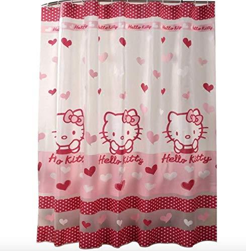 Hello Kitty- Kitty\'s Shower Tenda/Tenda per doccia