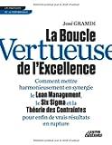 La Boucle Vertueuse de l'Excellence Comment mettre harmonieusement en synergie le Lean Management, le Six Sigma et la Théorie des Contraintes pour enfin de vrais résultats en rupture