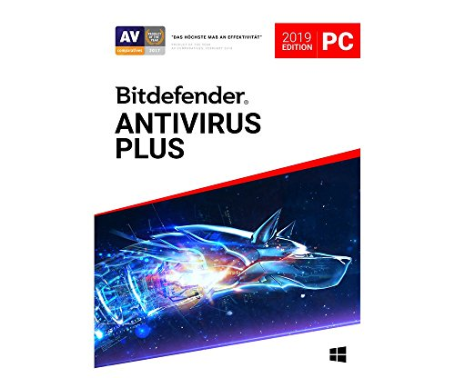 Bitdefender Antivirus Plus 2019   3 Gerät   1 Jahr   PC   PC Aktivierungscode per Email