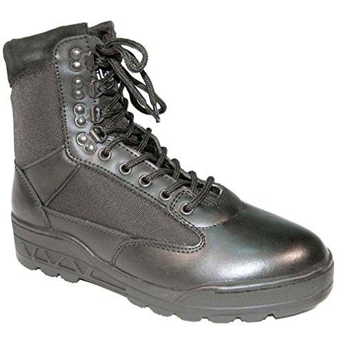 Mil-Tec SWAT Stiefel schwarz Gr. 48