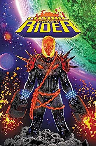 Preisvergleich Produktbild Cosmic Ghost Rider: Baby Thanos Must Die