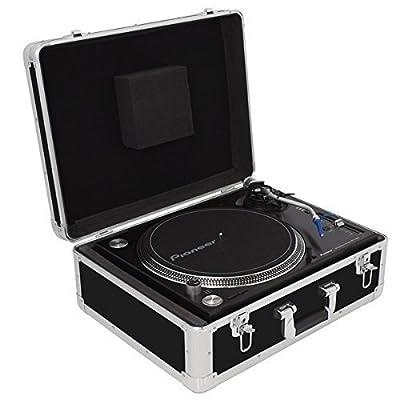 Gorilla GC-TT DJ Universal Turntable Record Player Deck Protective Flight Case Carry Case inc Lifetime Warranty