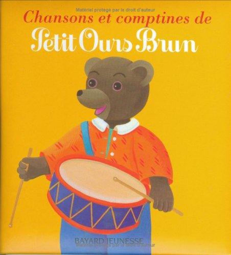 Chansons et comptines de Petit Ours Brun