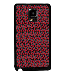 ifasho Designer Phone Back Case Cover Samsung Galaxy Note Edge :: Samsung Galaxy Note Edge N915Fy N915A N915T N915K/N915L/N915S N915G N915D ( Kings Wings )