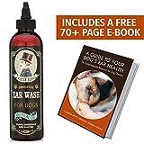MISTER BEN'S Original Ohrwaschmittel mit Aloe für Hunde – Dieser Ohrreiniger bietet Hunden schnelle Linderung bei Ohrinfektionen, Jucken, Geruchsbildung, Bakterien, Milben, Pilz- und Hefebefall.