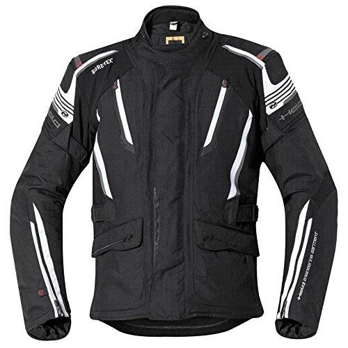Held Caprino Damen Tourenjacke GTX, Farbe schwarz-weiss, Größe D2XL
