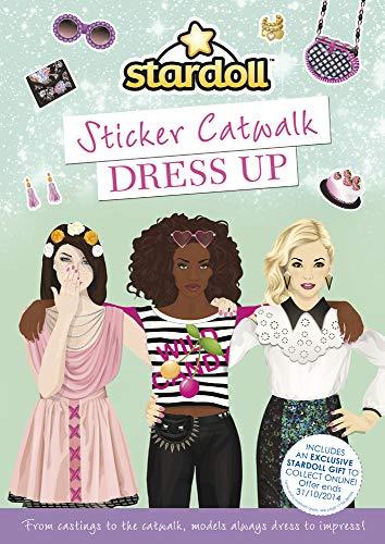 Stardoll: Sticker Catwalk Dress Up (Stardoll Sticker Styling Series)