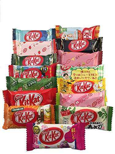 japanese-kit-kat-16pcs-random-assortment-selection-by-tonosama-candy