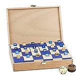 Calendrier de l'Avent premium - Coffret en bois