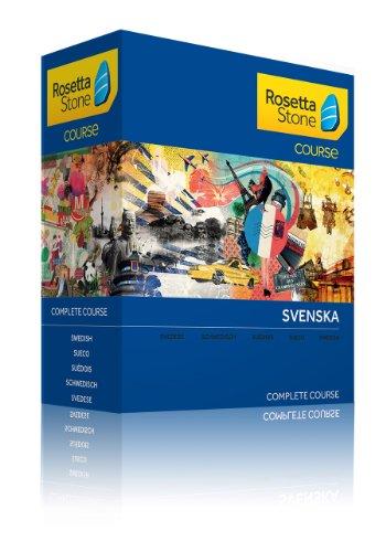 Rosetta Stone Course - Komplettkurs Schwedisch
