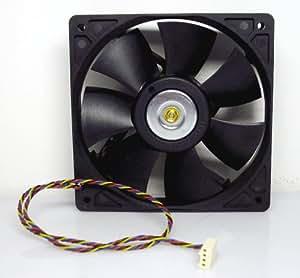 Delta afb1212hh Ventilateur 120x 120x 25mm 4broches ventilateur 120mm 12V 0.5A