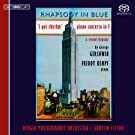 Gershwin: I Got Rhythm (Piano Concerto In F/ Rhapsody In Blue/ Second Rhapsody) (Freddy Kempf/ Bergen Philharmonic Orchestra/ Andrew Litton) (BIS: BISSACD1940)