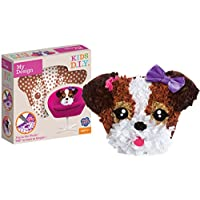 The Orb Factory 75385-My Puppy Design Pillow Plush Cushion