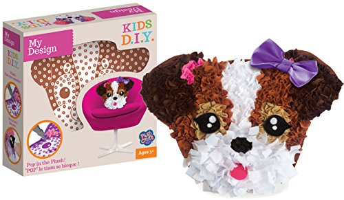 (Orb Factory 62145001 - My Design Puppy Pillow Kissen, Plüsch)