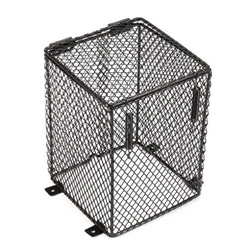 ng Lamp Guard Mesh Cage Glühbirnenschutz Gehäuse Heat Safety ()