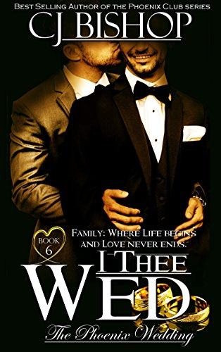 i-thee-wed-the-phoenix-wedding-book-6-english-edition