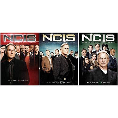 NCIS: TV Series Complete Seasons 6-8 DVD Collection